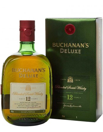 Whisky Buchanan's 12 años 1lt.