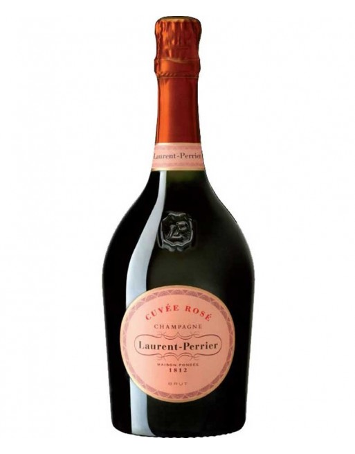 Champagne Laurent-Perrier Cuvée Rosé 75 Cl.