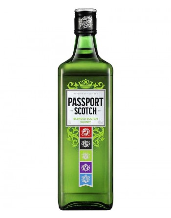 Passport Scottch Whisky