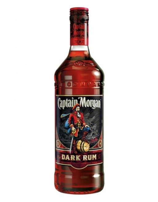 Ron Captain Morgan Black 70cl.