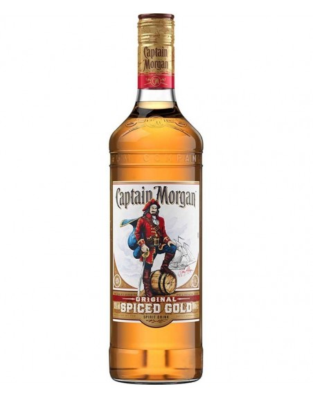 Ron Captain Morgan Original Spiced Gold