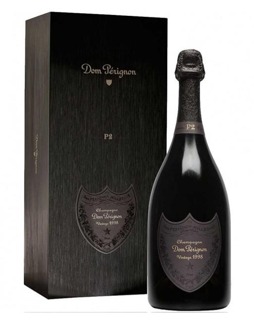 Dom Pérignon Plenitude 2 1998 con estuche