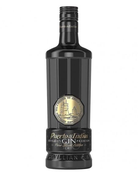 Gin Puerto de Indias Pure Black Edition