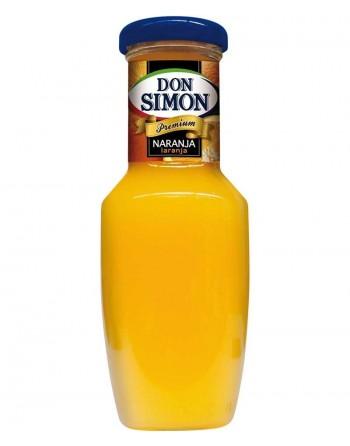 Don Simón Naranja Pack 24 Unidades 20cl.