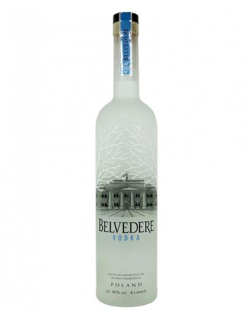 Vodka Belvedere 6 litros