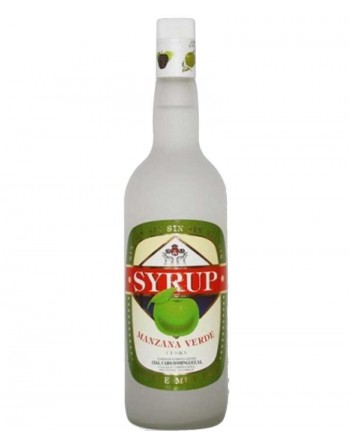 Licor de Manzana Syrup 1L