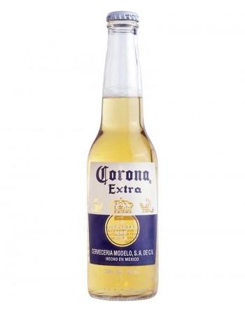 Cerveza Corona Pack 24 Unidades 33cl.