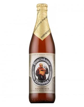 Franziskaner Beer bottle...