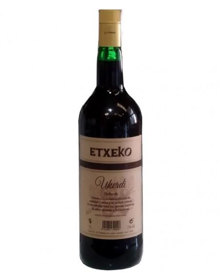 Pacharán Etxeko Ukerdi 1Lt.