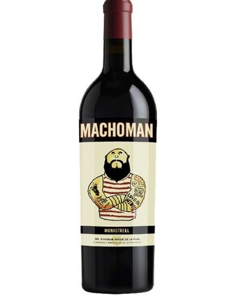 Macho Man Monastrell 2017