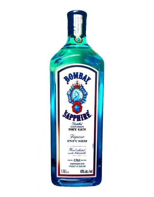 Bombay Sapphire Iluminada 1,75L