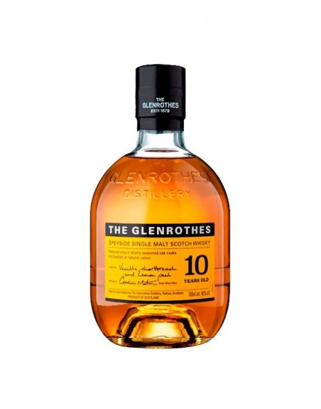 Whisky Glenrothes 10 años
