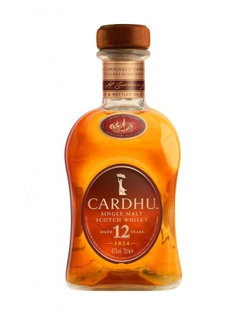 Whisky Cardhu 12 Años