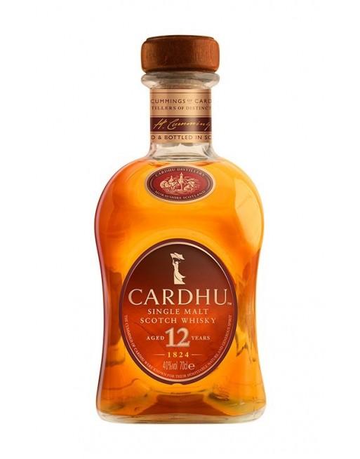 Whisky Cardhu 12 Años 70cl.