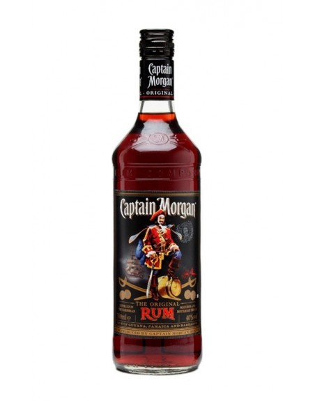 Ron Captain Morgan Black