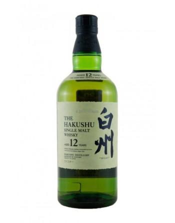Whisky SUNTORY HAKUSHU 12 Años. 70Cl