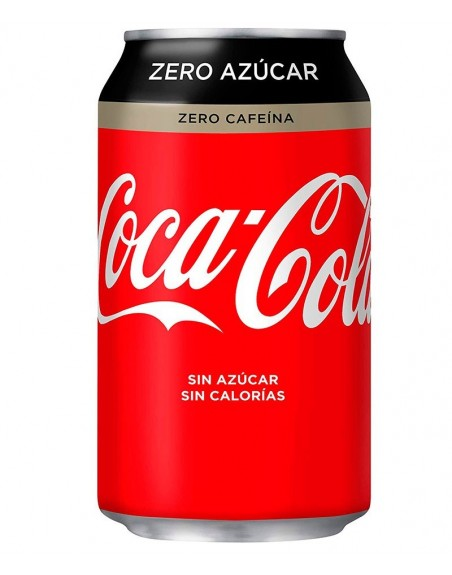 Coca-Cola Zero Zero Tin (24 x 330ml)