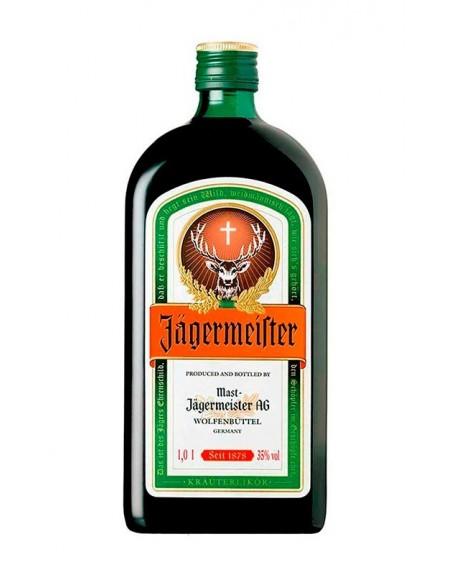 Jägermeister 1L.