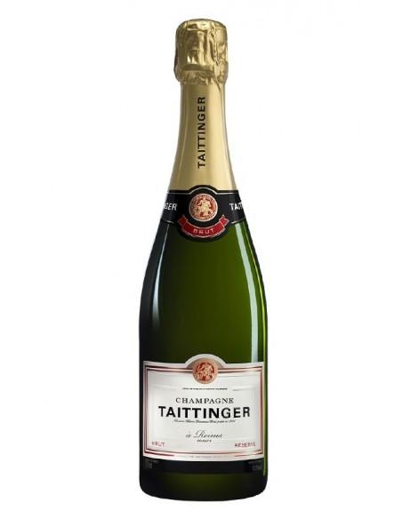 Champagne Taittinger Brut Reserve 75cl.