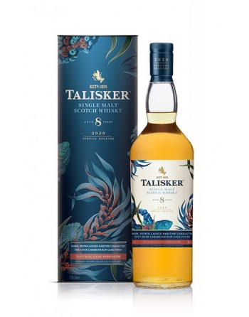 Talisker 8 Years Old Scotch Whisky