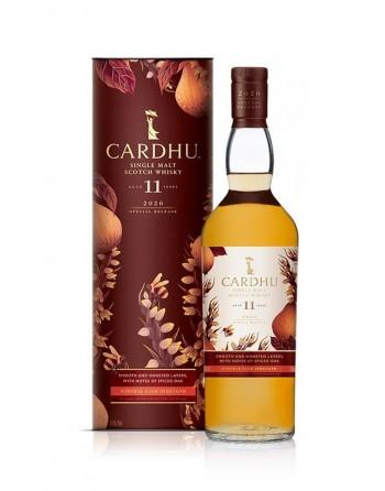 Cardhu 11 Year Old Scotch Whisky