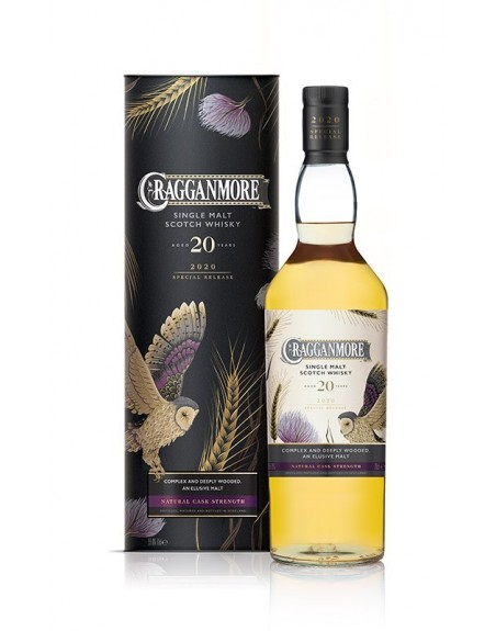 Cragganmore 20 Years Old Scotch Whisky