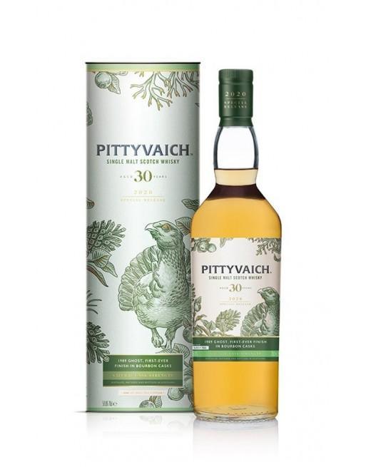 Whisky Pittyvaich 30 años