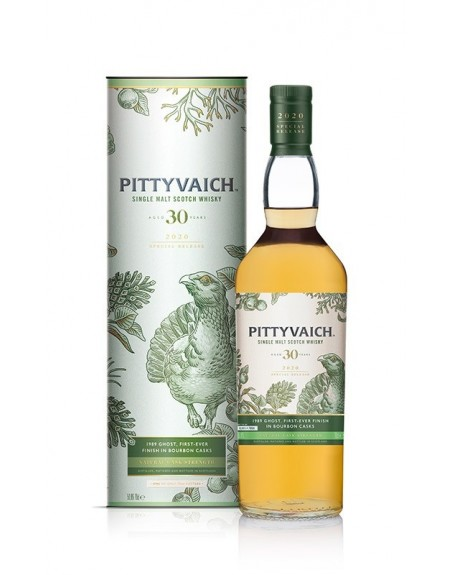 Pittyvaich 30 Years Old Scotch Whisky