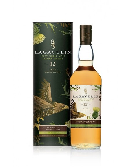 Lagavulin 12 Years Old Whisky