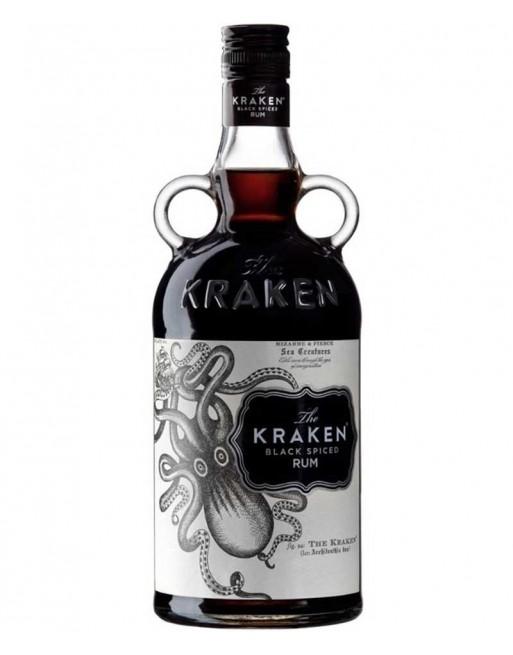 Ron Kraken Black Spiced