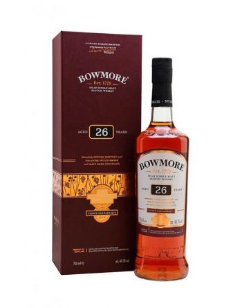 Bowmore 26 años