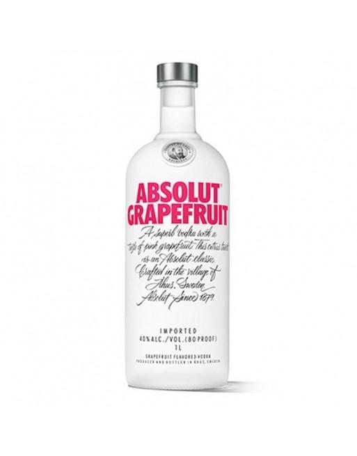 Vodka Absolut Grapefruit