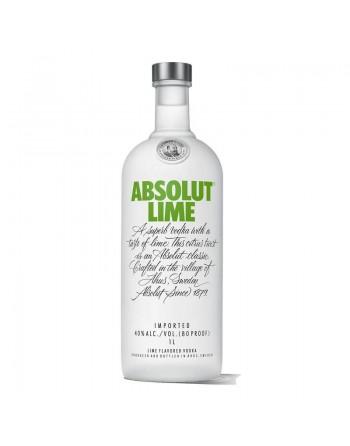 Vodka Absolut Lime