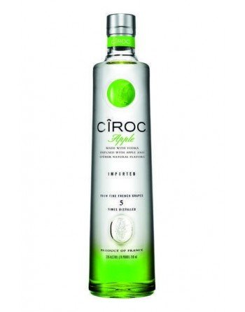 Cîroc Appel Vodka