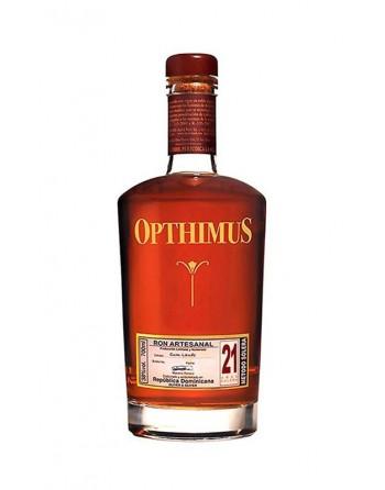 Opthimus 21 years old rum