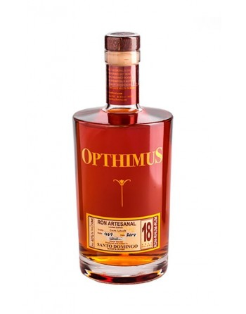 Opthimus 18 years old rum
