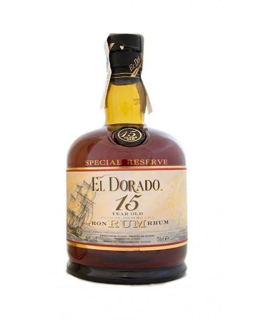 Ron El Dorado 15 años