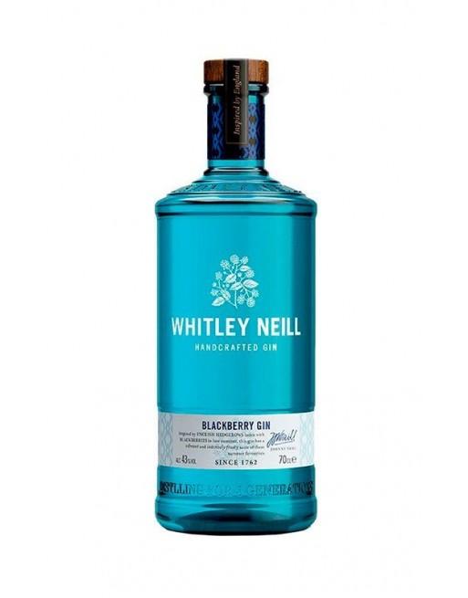 Gin Whitley Neil Blackberry