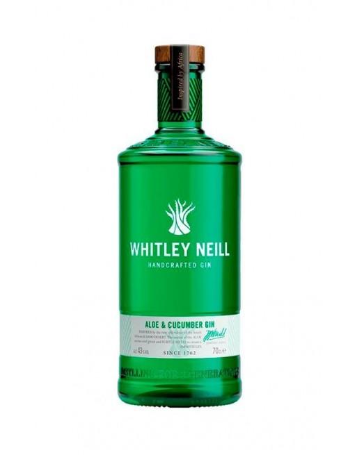 Whitle Neil Aloe & Cucumber Gin