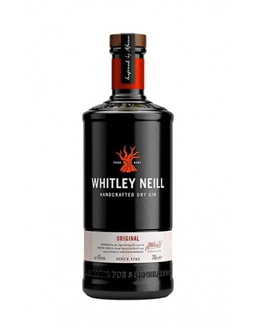 Gin Whitley Neil