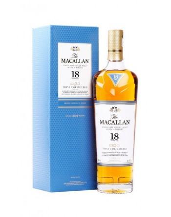 The Macallan 18 Years Triple Cask