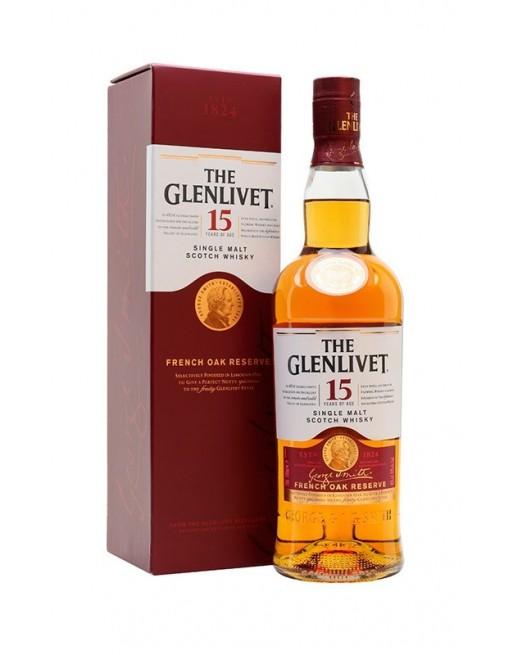 The Glenlivet 15 years old
