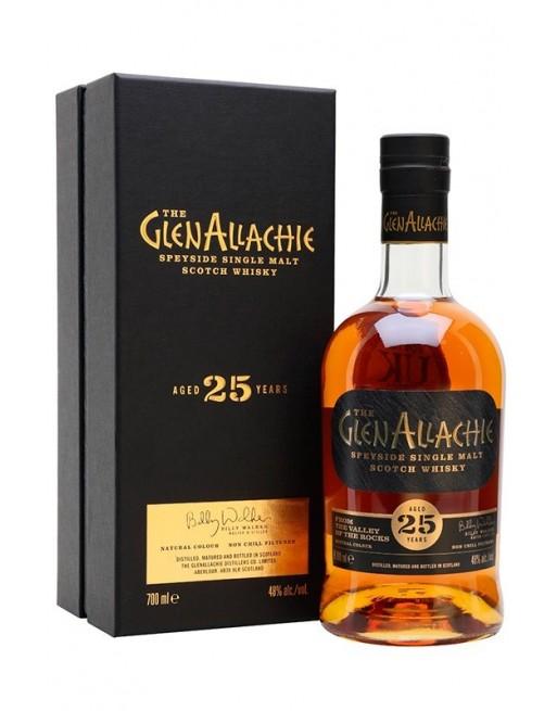 Glenallachie 25 Años
