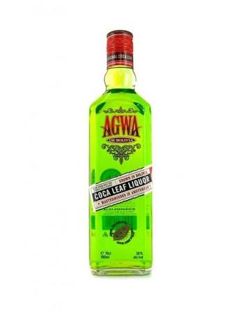 Licor Agwa de Bolivia Hoja de Coca