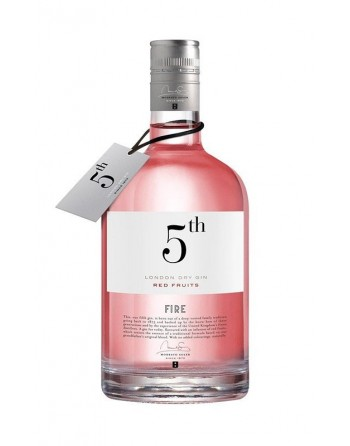 5Th Gin Fire Red Fruits