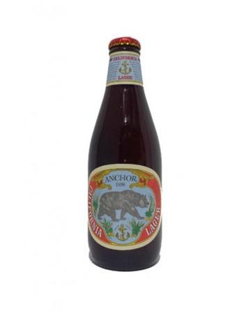 California Lager beer 33cl. bottle