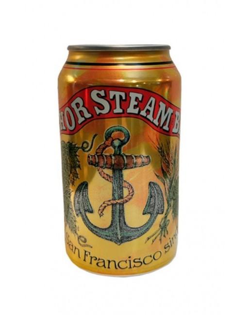 Cerveza Steam Lata 35,5cl.