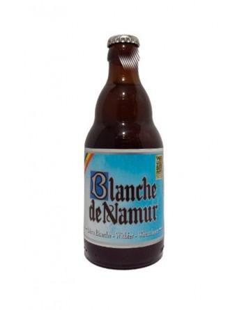 Cerveza Blanche de Namur Botella 33cl.