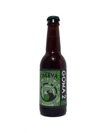 Cerveza Goma 2 Botella 33cl.