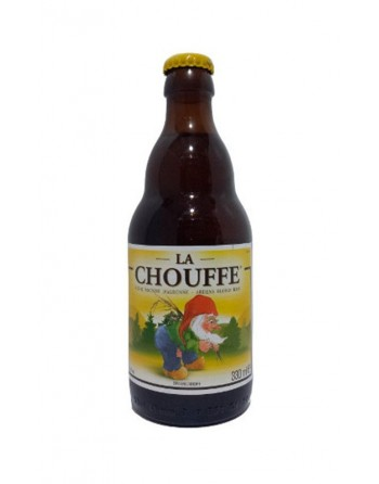 Chouffe Beer Bottle 33cl.